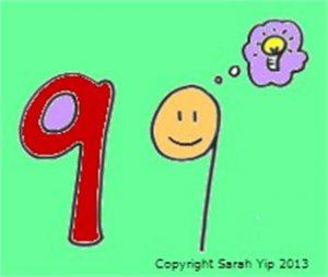 Sarah Yip 9 Lifepath Numerology