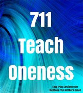 711TeachOneness