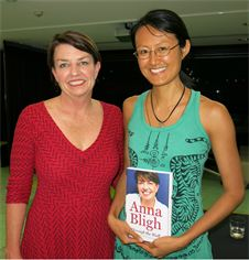 Sarah Yip Anna Bligh