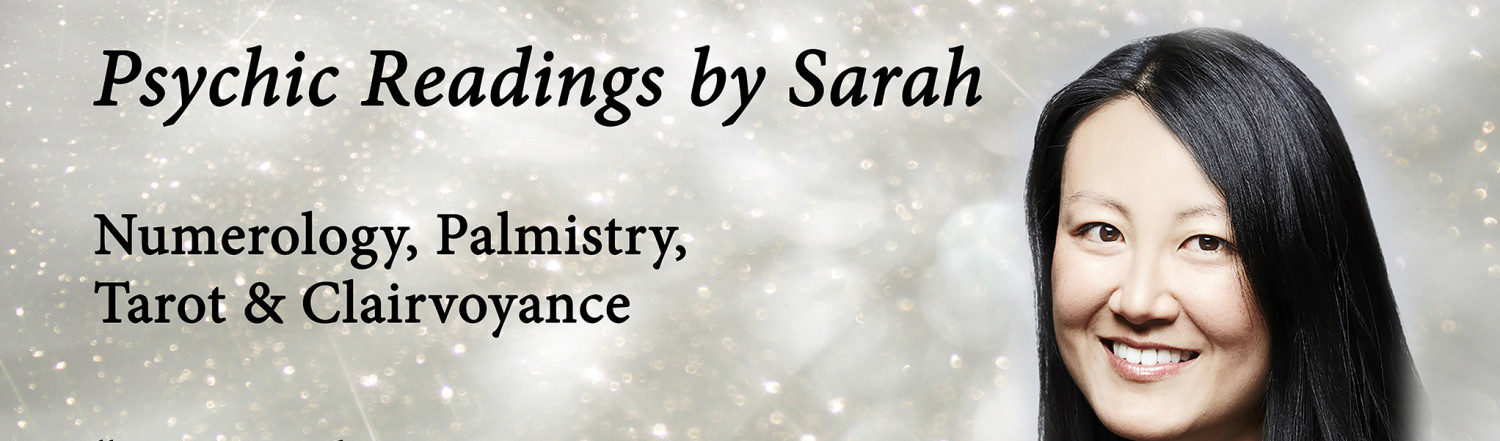 Psychic Readings by Sarah Yip - The Numbers Queen